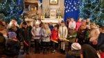 Kolędowanie zorganizowane przez Przedszkole