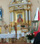 Brodziszewo - poświęcenie wizerunku Matki Bożej z Guadalupe - 05.05.2020r.